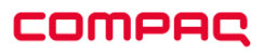 Логотип компании compaq