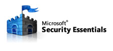 Антивирус Microsoft Security Essential логотип